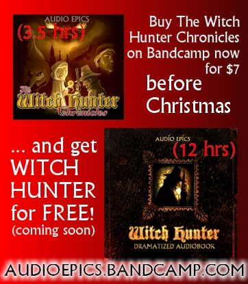 Witch Hunter Chronicles promotion